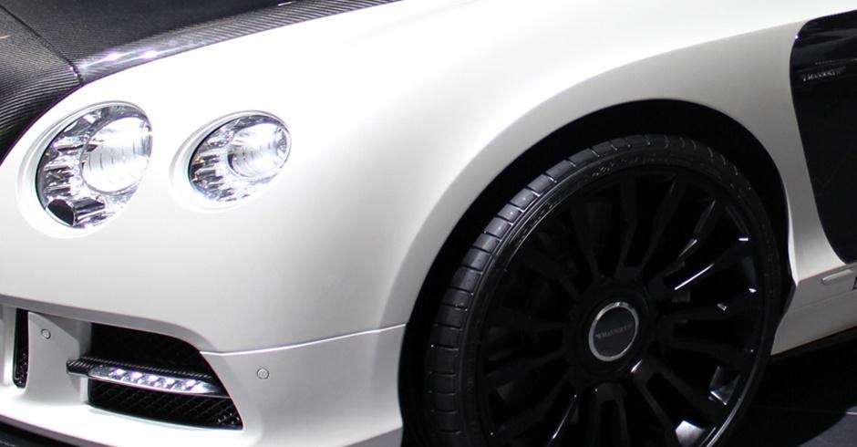 Bentley Continental GT dokonale upraven od Mansory 2
