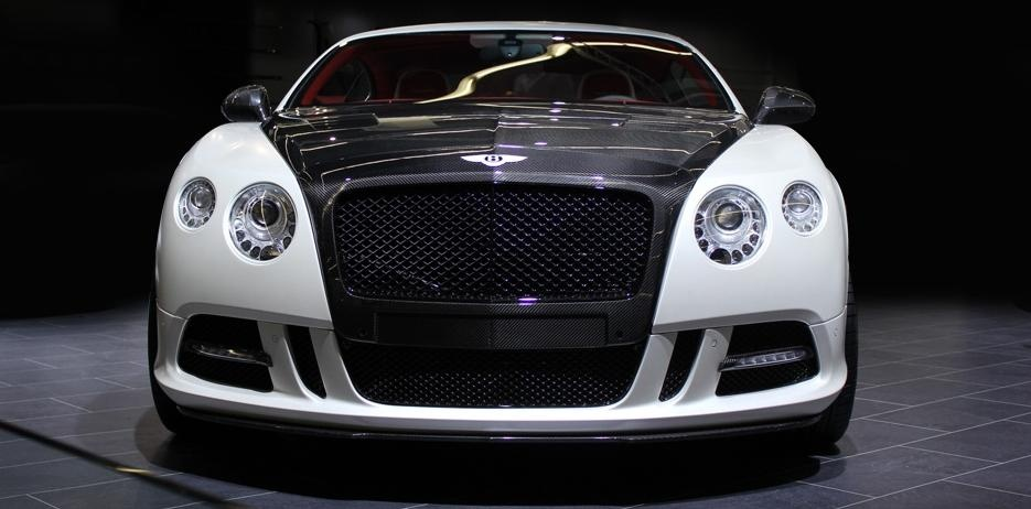 Bentley Continental GT dokonale upraven od Mansory 3