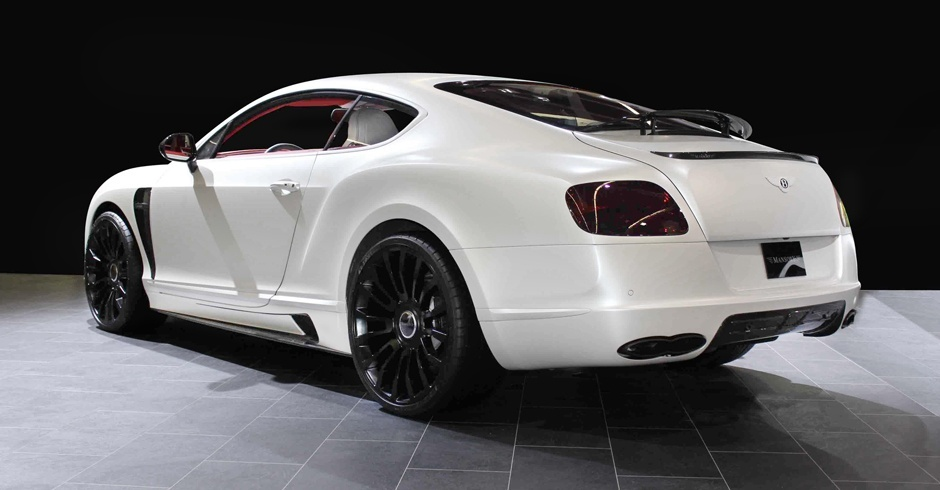 Bentley Continental GT dokonale upraven od Mansory 5