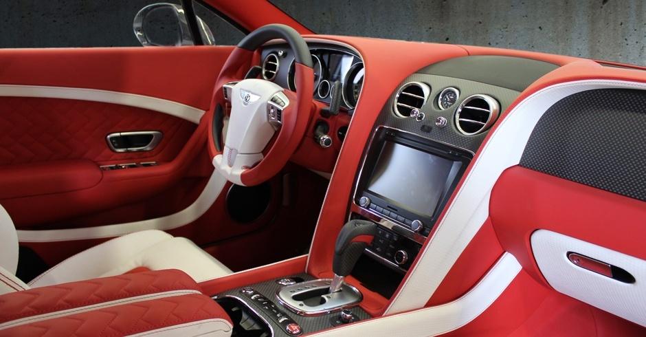Bentley Continental GT dokonale upraven od Mansory 6