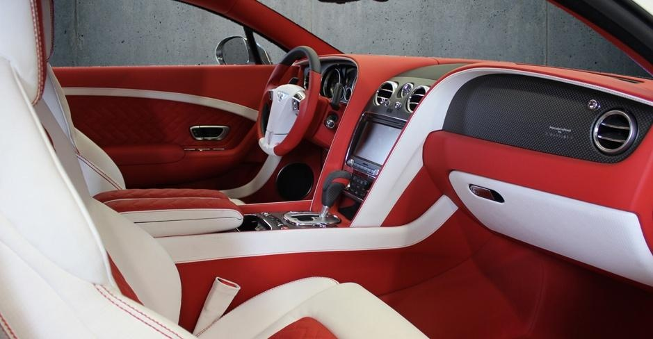 Bentley Continental GT dokonale upraven od Mansory 7