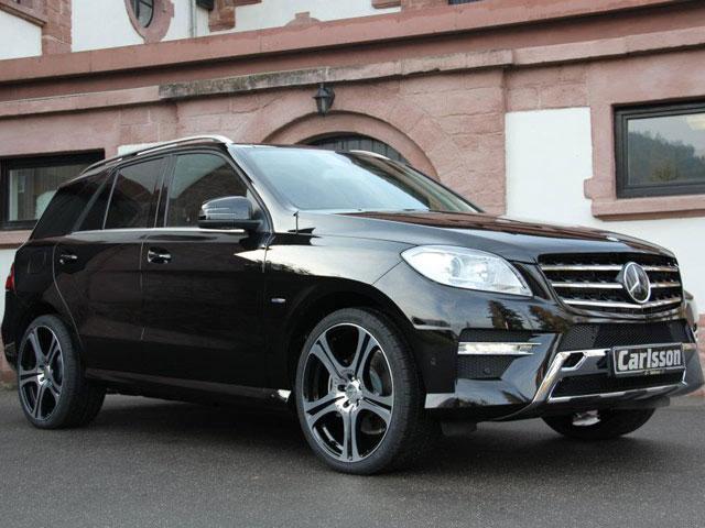 Carlsson má pro Mecedes-Benz M novou sadu kol 3