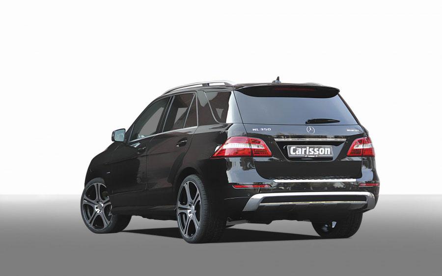 Carlsson má pro Mecedes-Benz M novou sadu kol 4