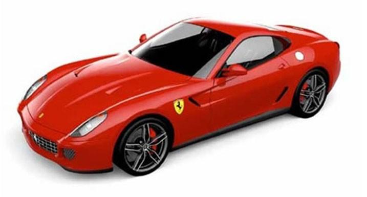 Ferrari 599 GTB 60F1 oslavuje 60 let výher v F1 2