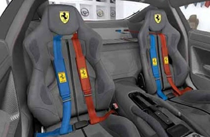 Ferrari 599 GTB 60F1 oslavuje 60 let výher v F1 4