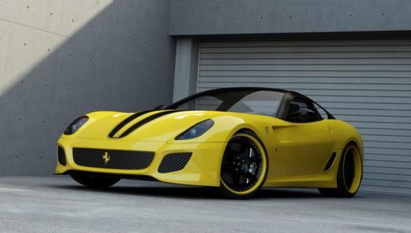 Ferrari 599 GTO s výkonem 715 koní od Wheelsandmore 1