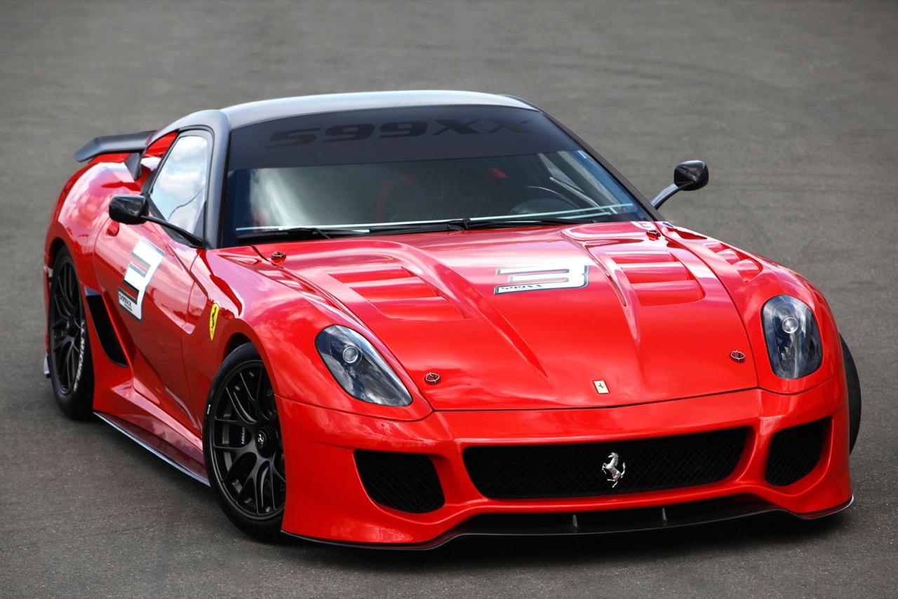 Ferrari 599XX ještě lepší s paketem Evoluzione 2
