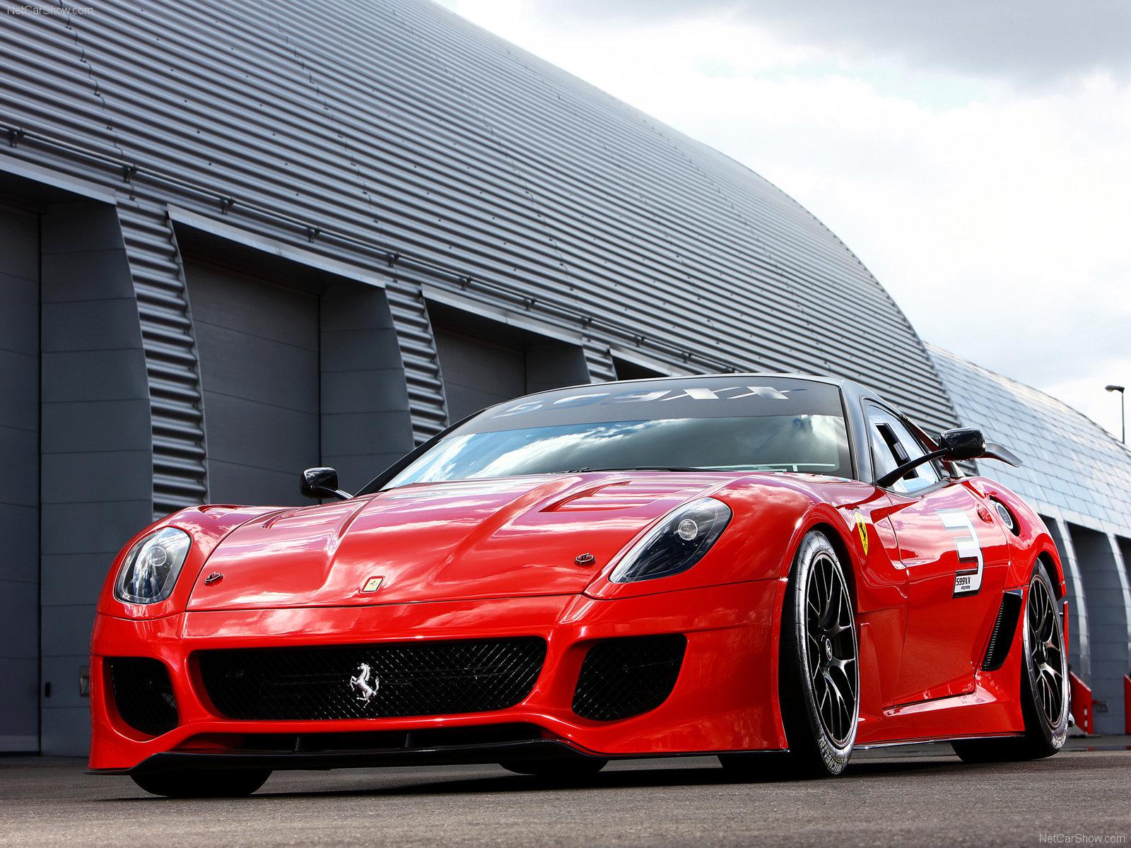 Ferrari 599XX ještě lepší s paketem Evoluzione 4
