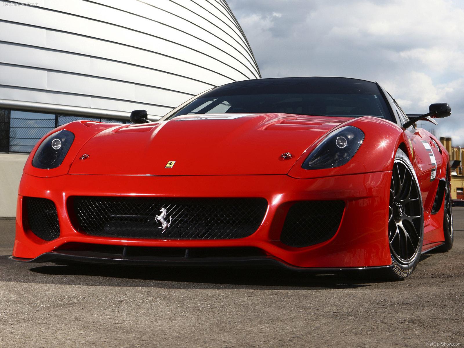 Ferrari 599XX ještě lepší s paketem Evoluzione 6