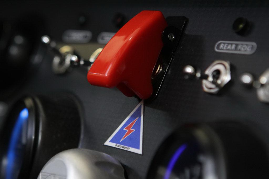 Holandský Donkervoort D8 GTO má 400 koní 10