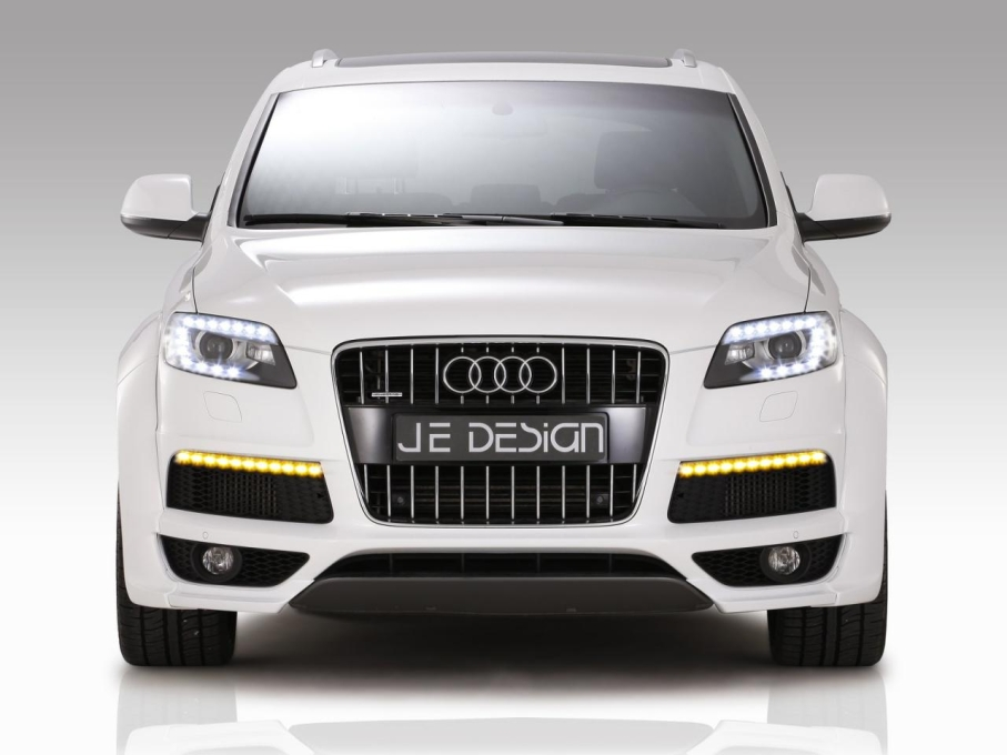 JE Design provedl povedenou úpravu Audi Q7 2