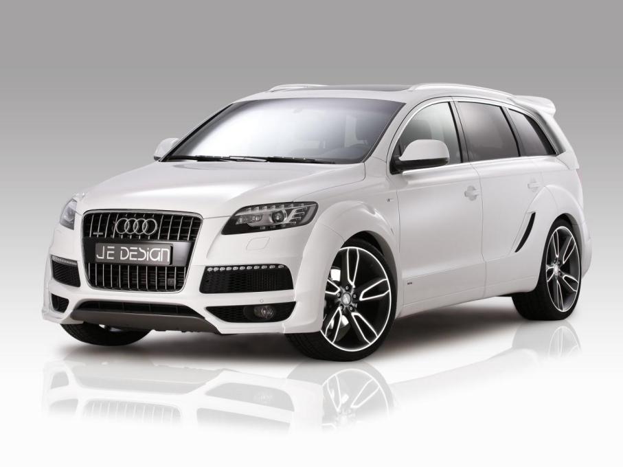 JE Design provedl povedenou úpravu Audi Q7 3