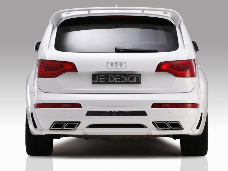 JE Design provedl povedenou úpravu Audi Q7 5