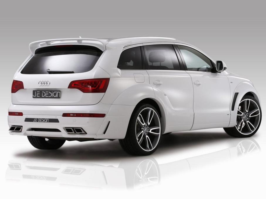 JE Design provedl povedenou úpravu Audi Q7 7