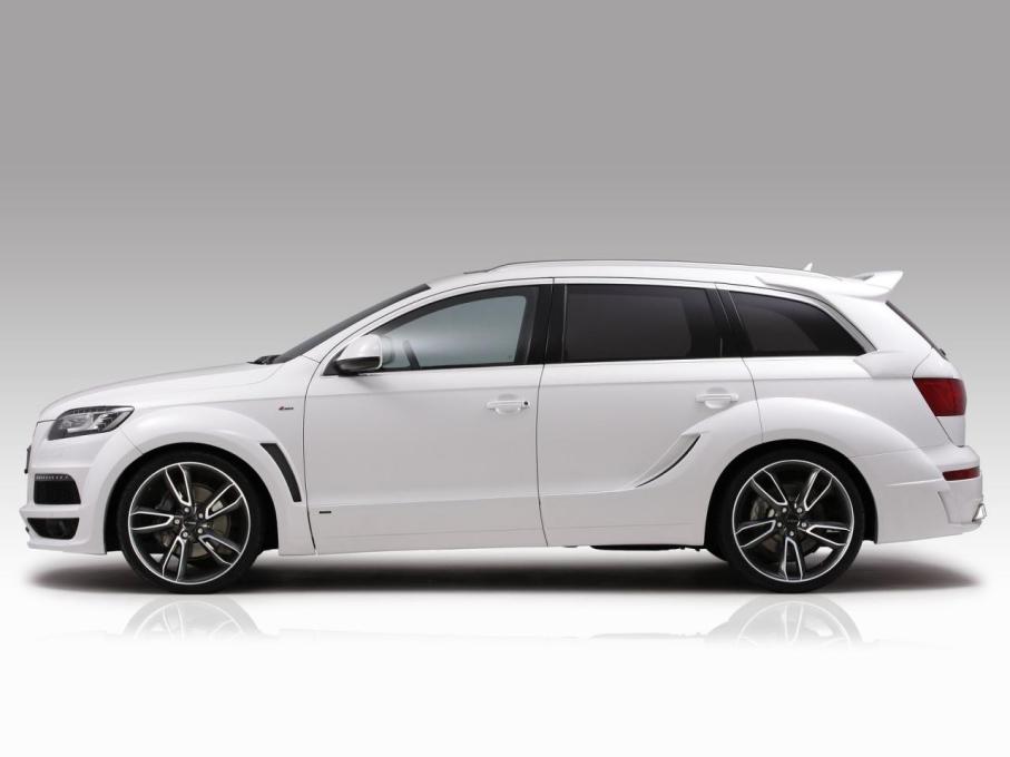 JE Design provedl povedenou úpravu Audi Q7 8