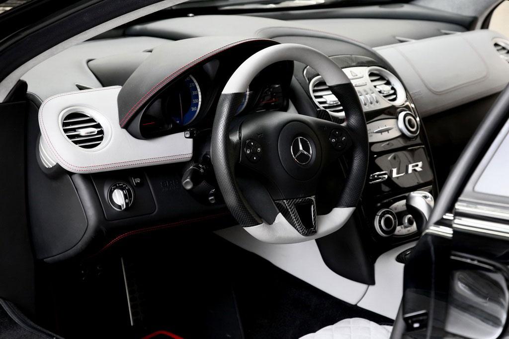 Ještě lepší McLaren SLR 722 od Wheelsandmore 11