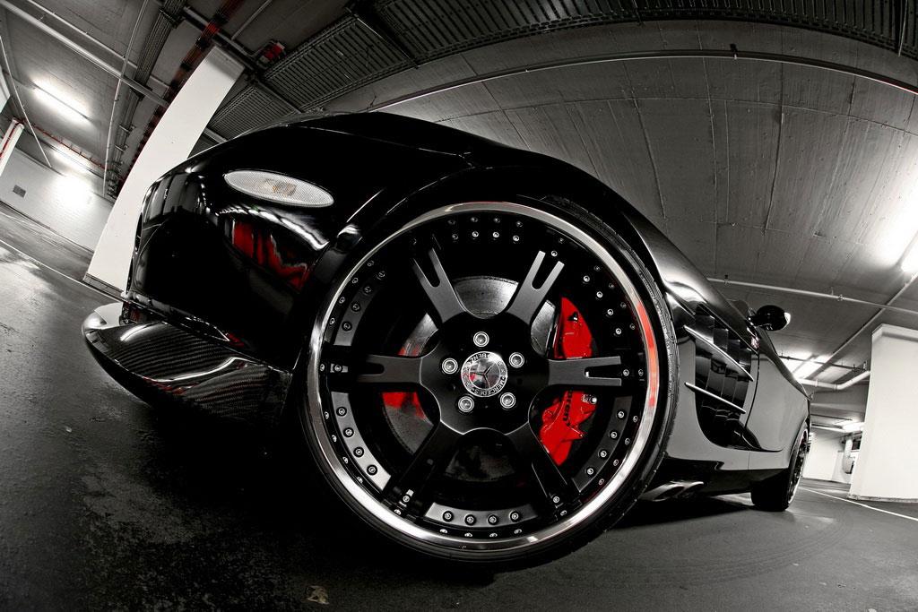Ještě lepší McLaren SLR 722 od Wheelsandmore 8