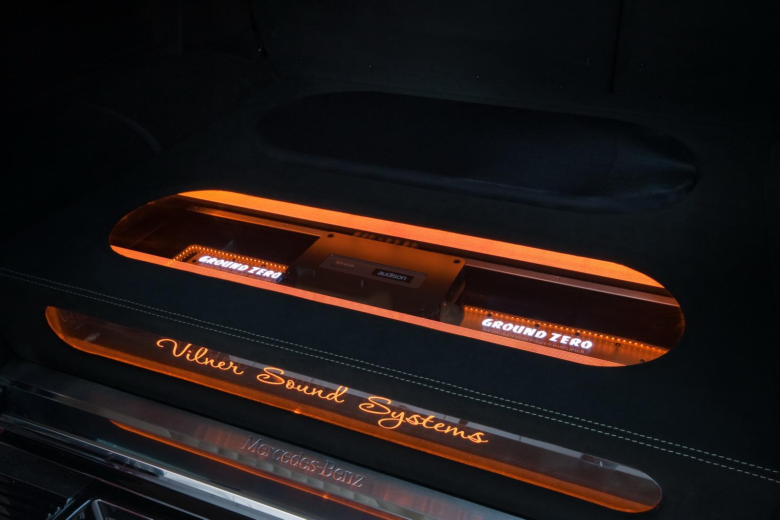 Legendární Mercedes-Benz G vylepšil bulharský úpravce Vilner 9
