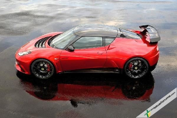 Lotus Evora GTE by Swizz Beatz 2