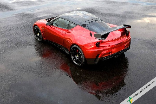 Lotus Evora GTE by Swizz Beatz 5