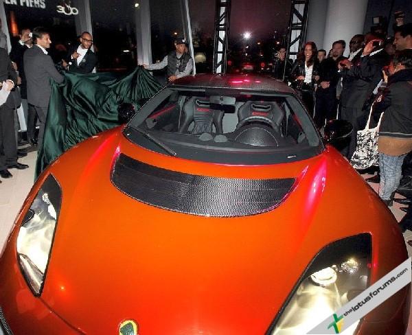 Lotus Evora GTE by Swizz Beatz 6