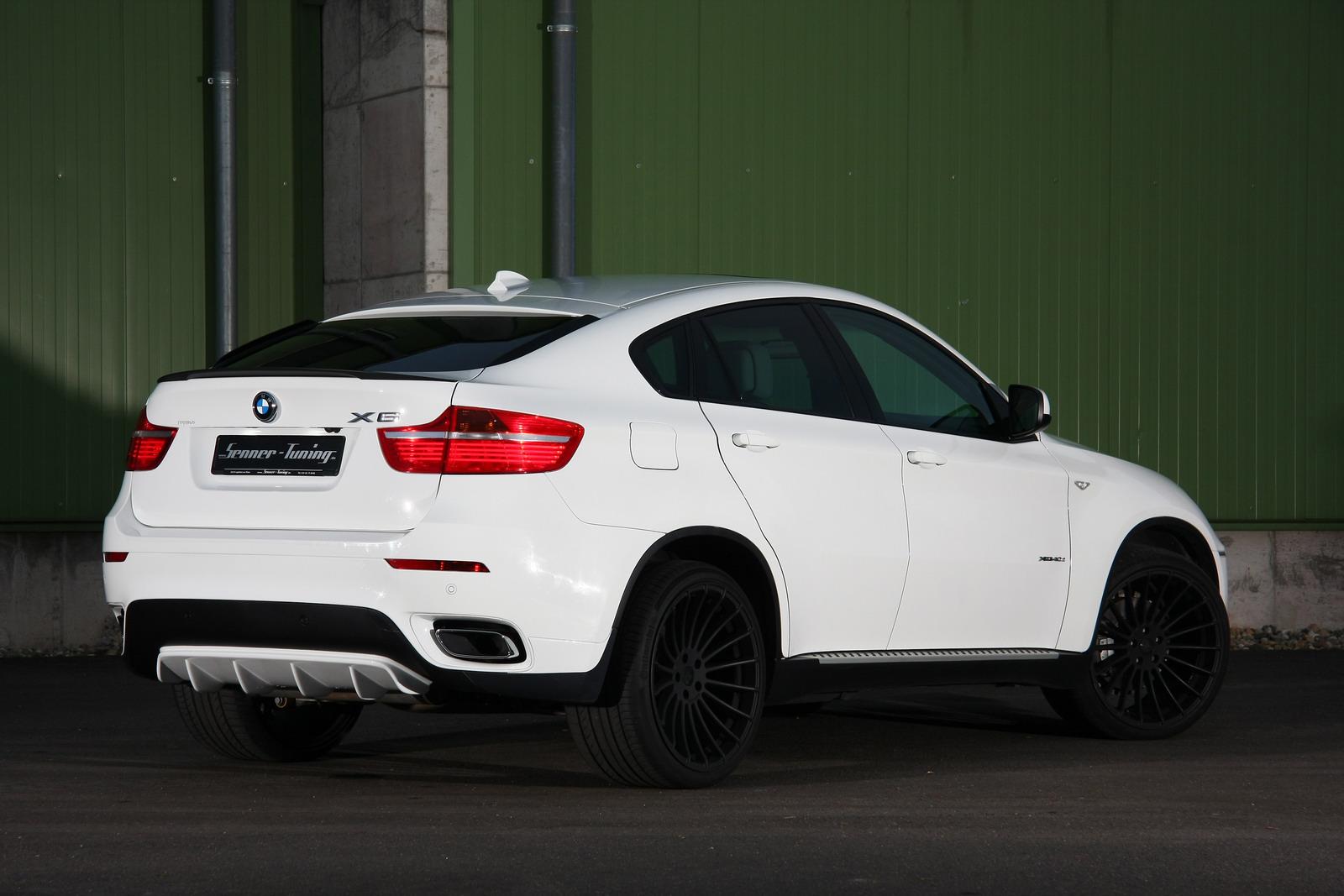 Naftové BMW X6 od Senner Tuning 2