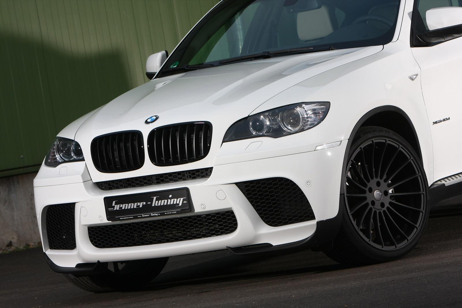 Naftové BMW X6 od Senner Tuning 3