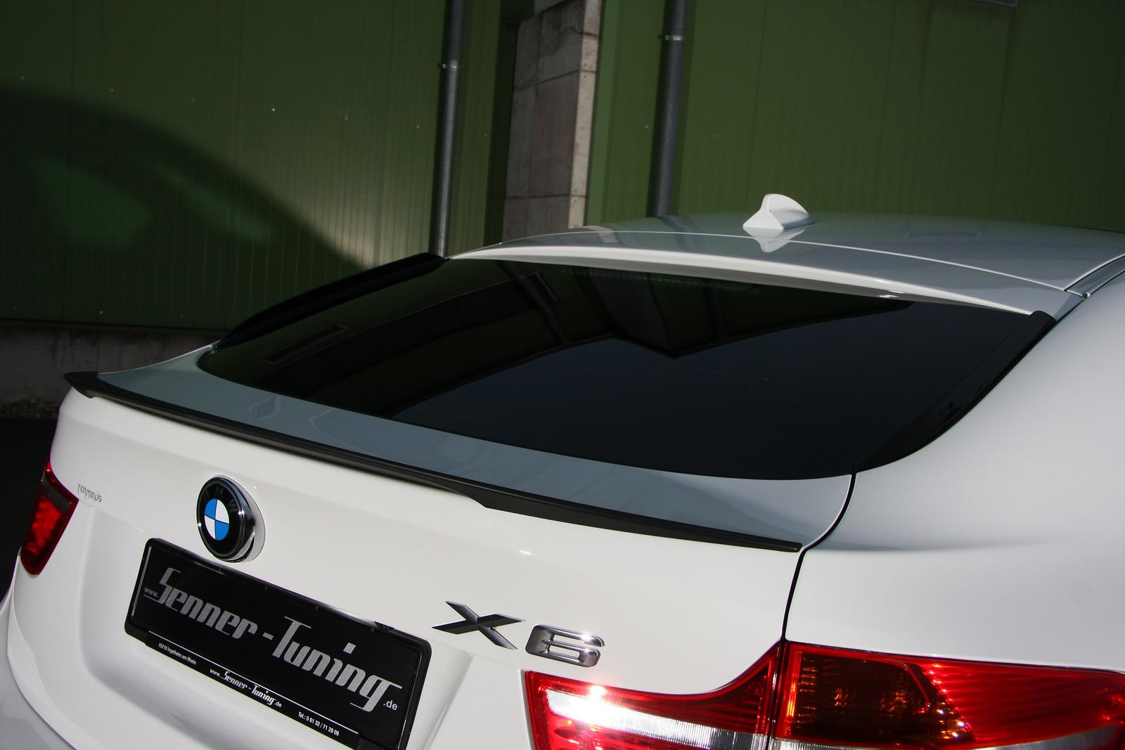 Naftové BMW X6 od Senner Tuning 4