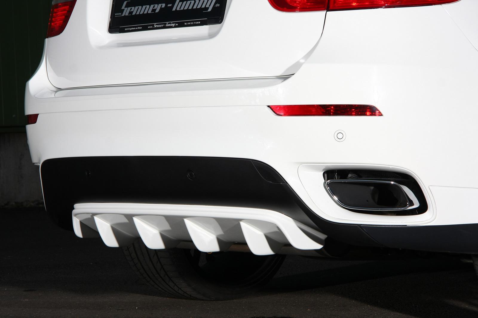 Naftové BMW X6 od Senner Tuning 5