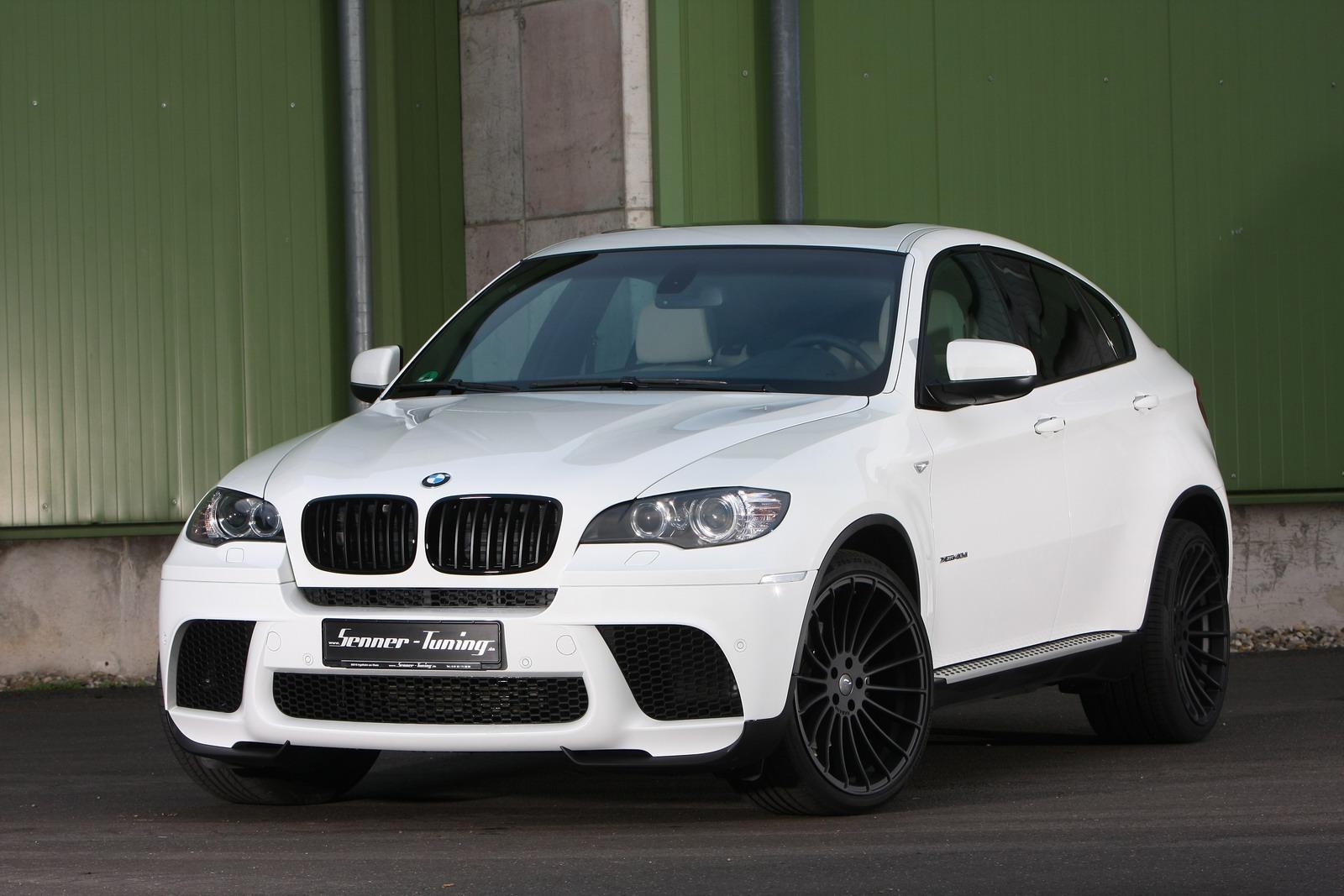 Naftové BMW X6 od Senner Tuning 6
