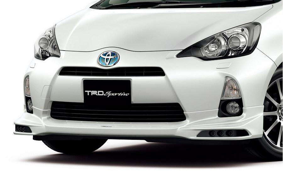 Nejmenší Toyota Prius upravená od TRD 2
