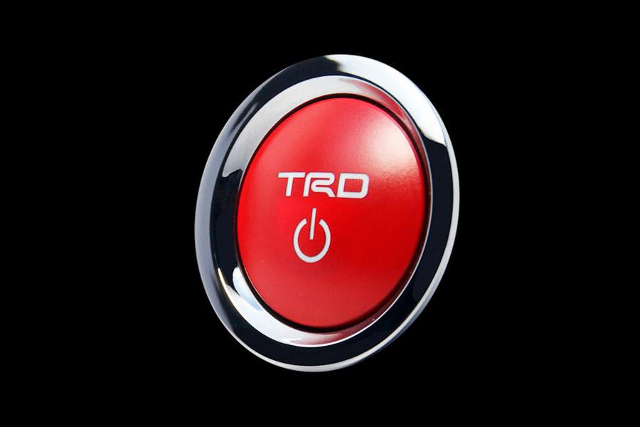 Nejmenší Toyota Prius upravená od TRD 8