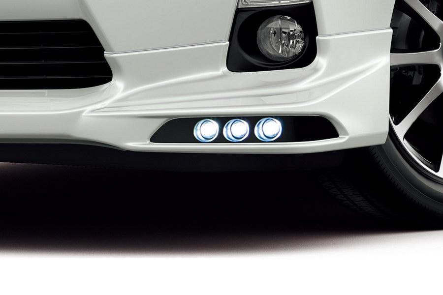 Nejmenší Toyota Prius upravená od TRD7