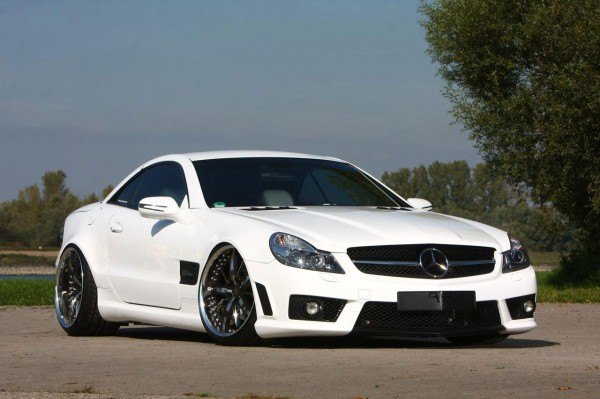 PP Exclusive Mercedes-Benz SL63 AMG 1
