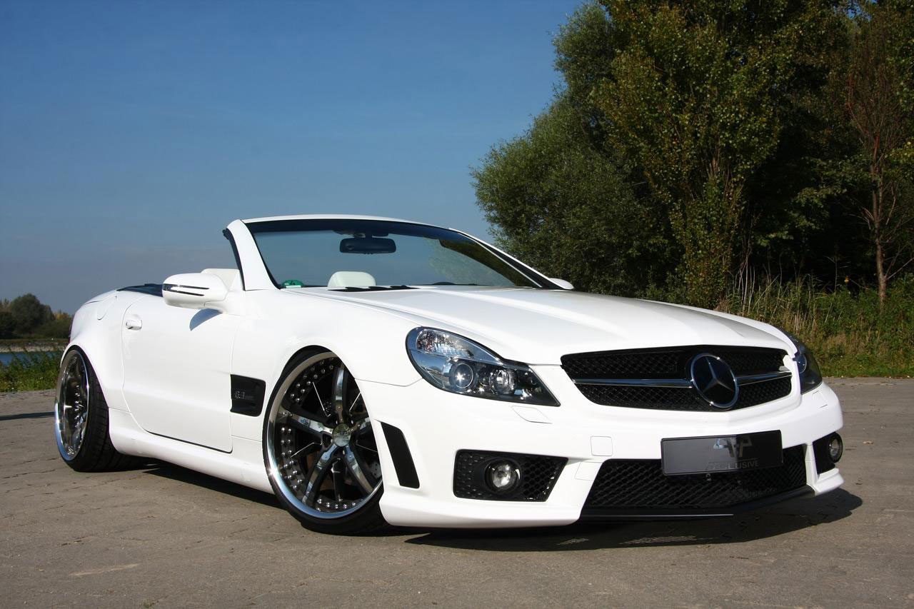 PP Exclusive Mercedes-Benz SL63 AMG 5