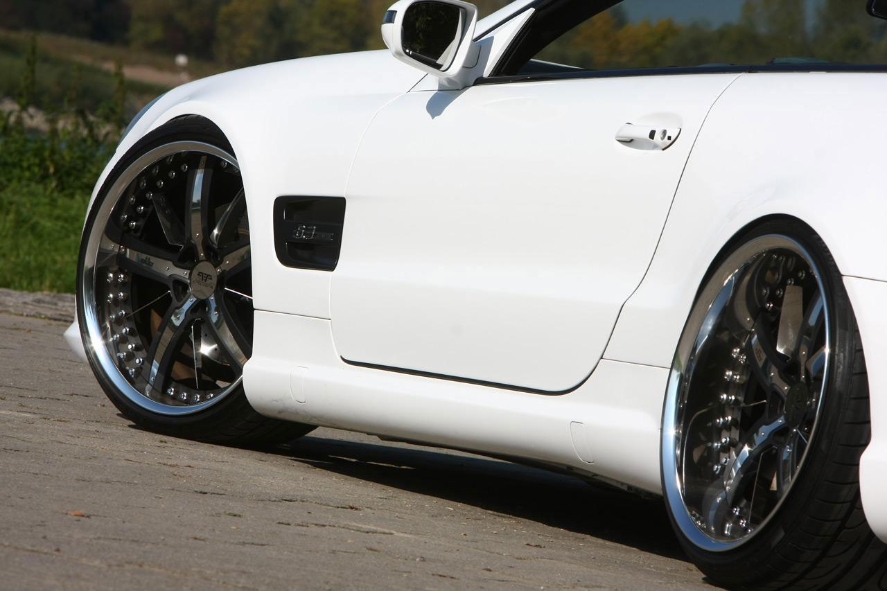 PP Exclusive Mercedes-Benz SL63 AMG 7