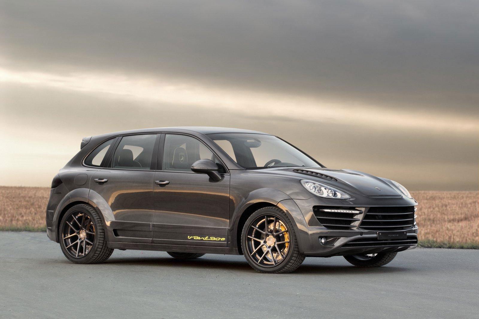 Porsche Cayenne Vantage 2 Carbon Edition 3