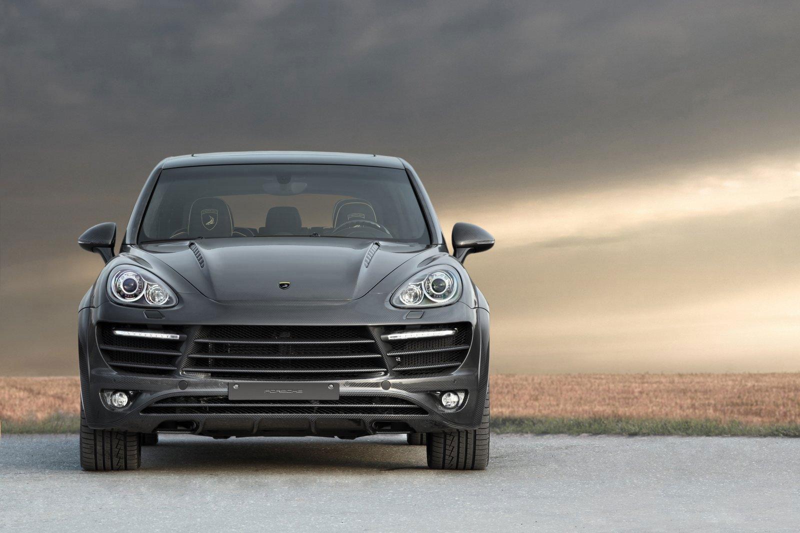 Porsche Cayenne Vantage 2 Carbon Edition 4