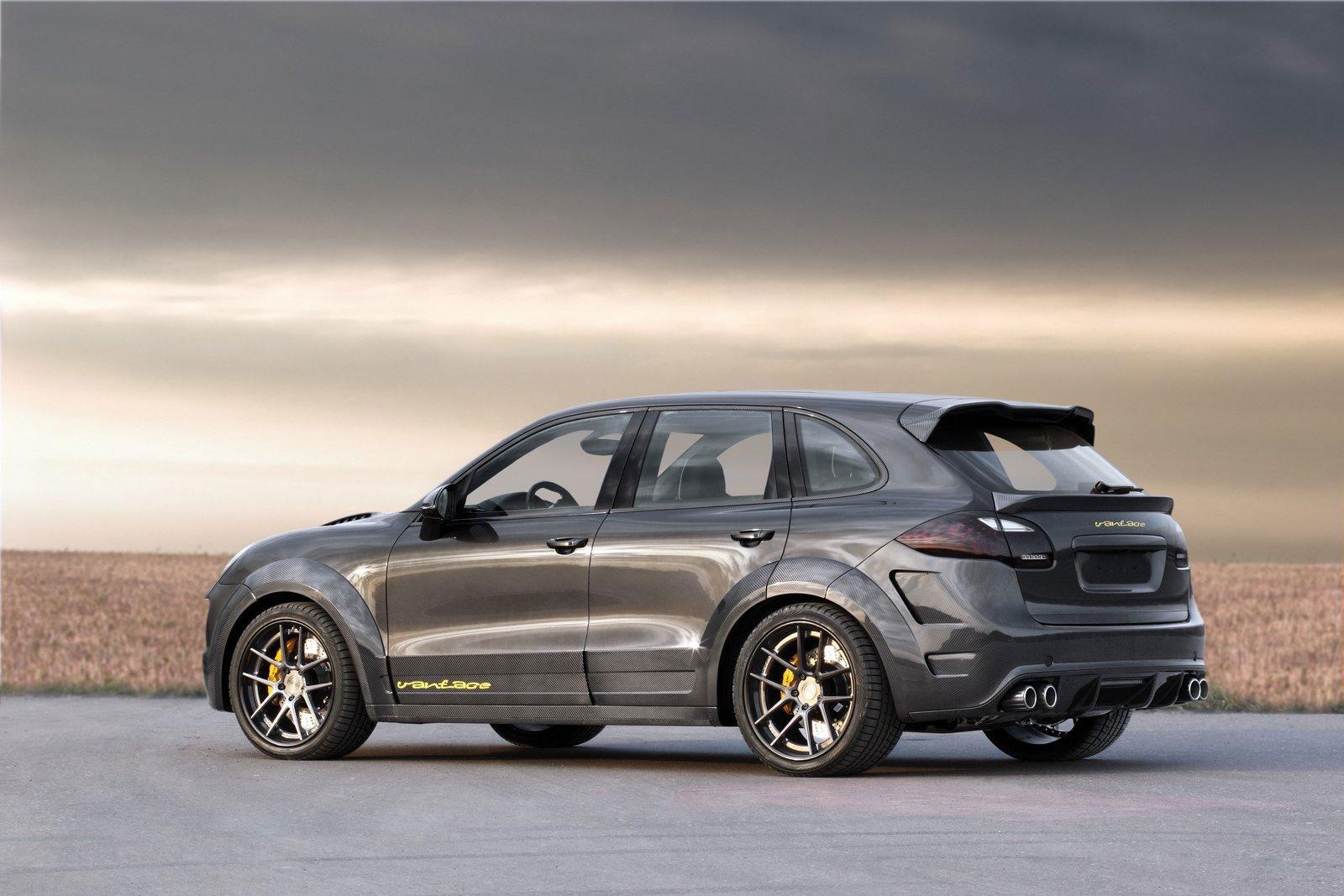 Porsche Cayenne Vantage 2 Carbon Edition 6