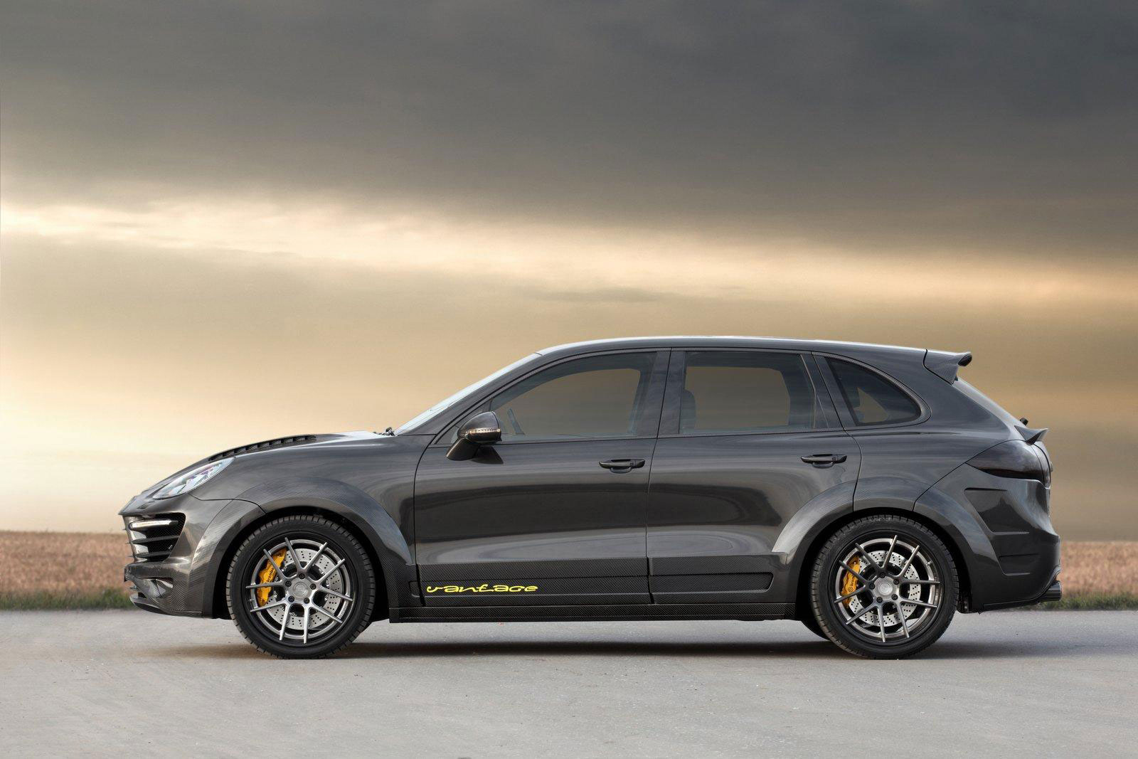 Porsche Cayenne Vantage 2 Carbon Edition 8