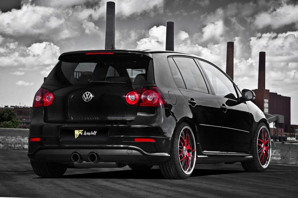 Schmidt Revolution poladil Volkswagen Golf GTI 4