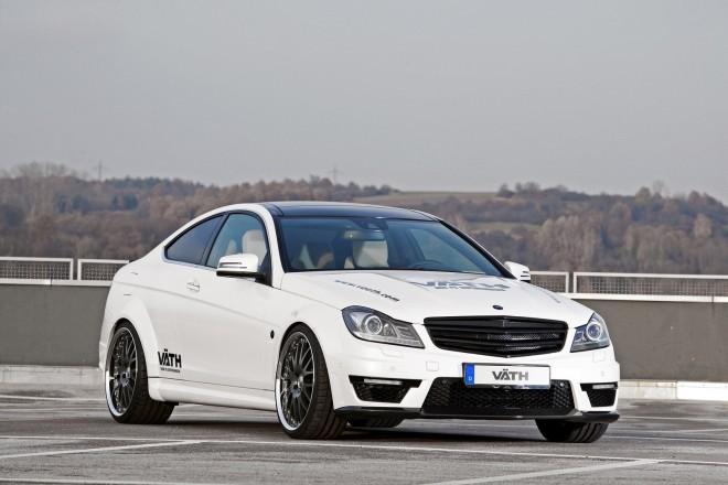 VATH V63 Supercharged aneb vyladěný Mercedes C63 AMG 1