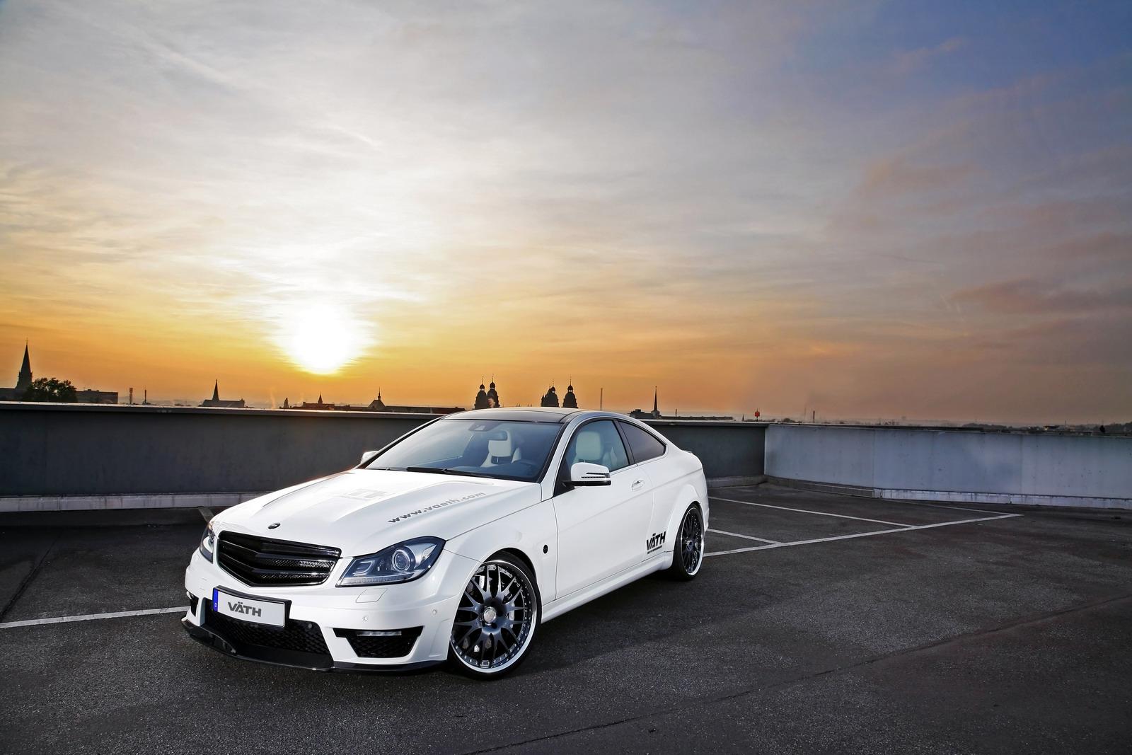VATH V63 Supercharged aneb vyladěný Mercedes C63 AMG 9