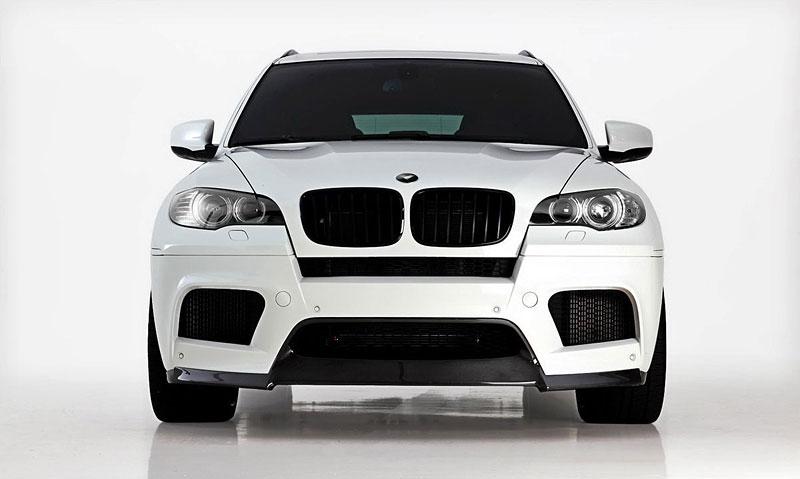 Vorsteiner představil vylepšení pro BMW X5 M 1