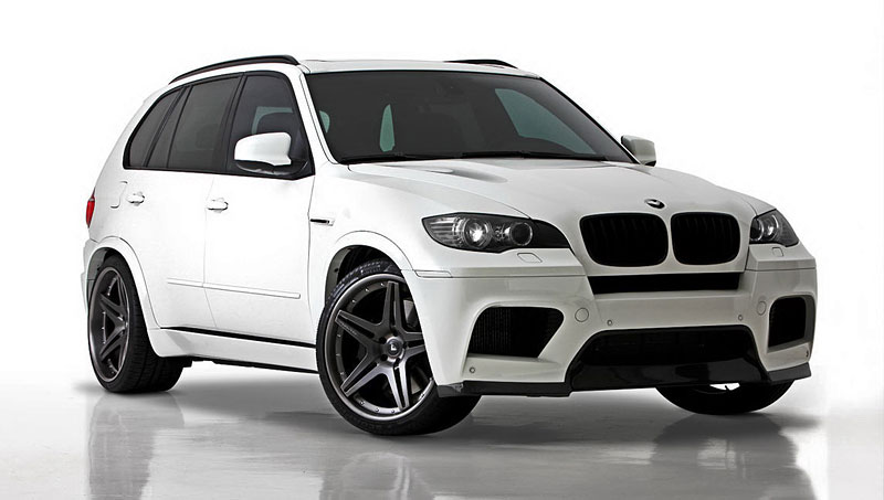 Vorsteiner představil vylepšení pro BMW X5 M 2
