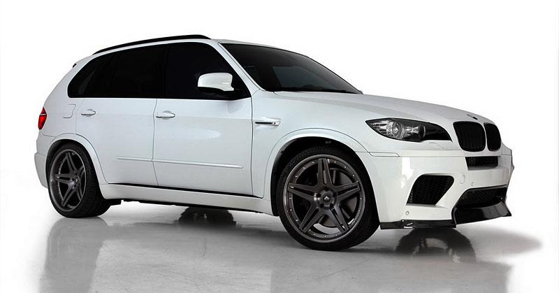 Vorsteiner představil vylepšení pro BMW X5 M 3