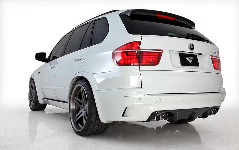 Vorsteiner představil vylepšení pro BMW X5 M 4