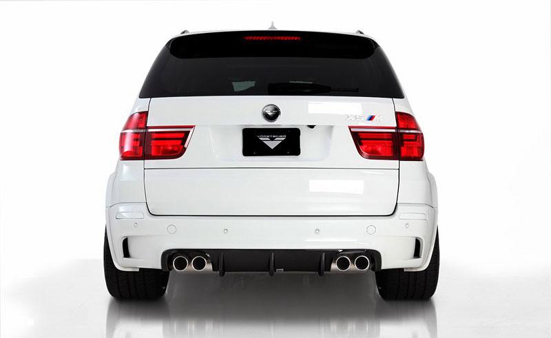 Vorsteiner představil vylepšení pro BMW X5 M 5