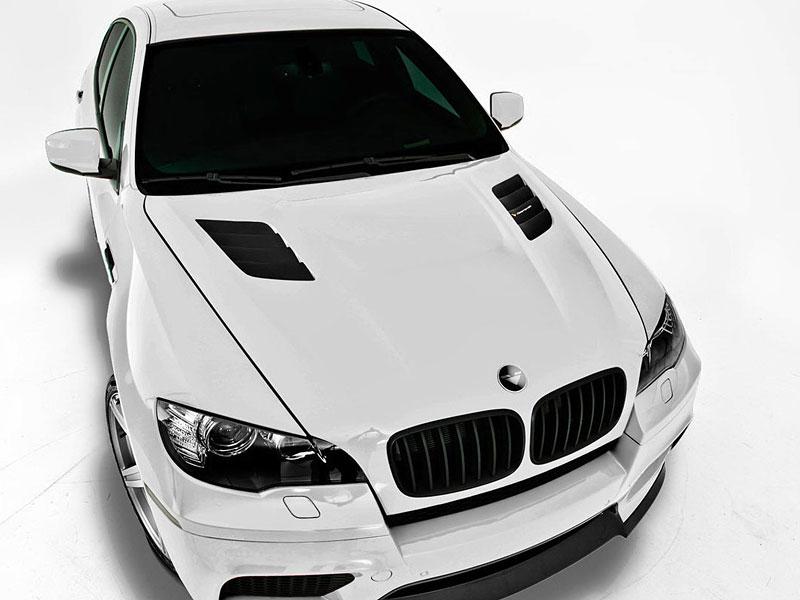 Vorsteiner představil vylepšení pro BMW X5 M 8