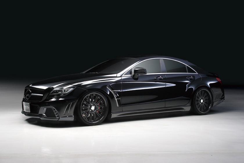 Wald International vyšperkoval Mercedes-Benz CLS 63 AMG 4